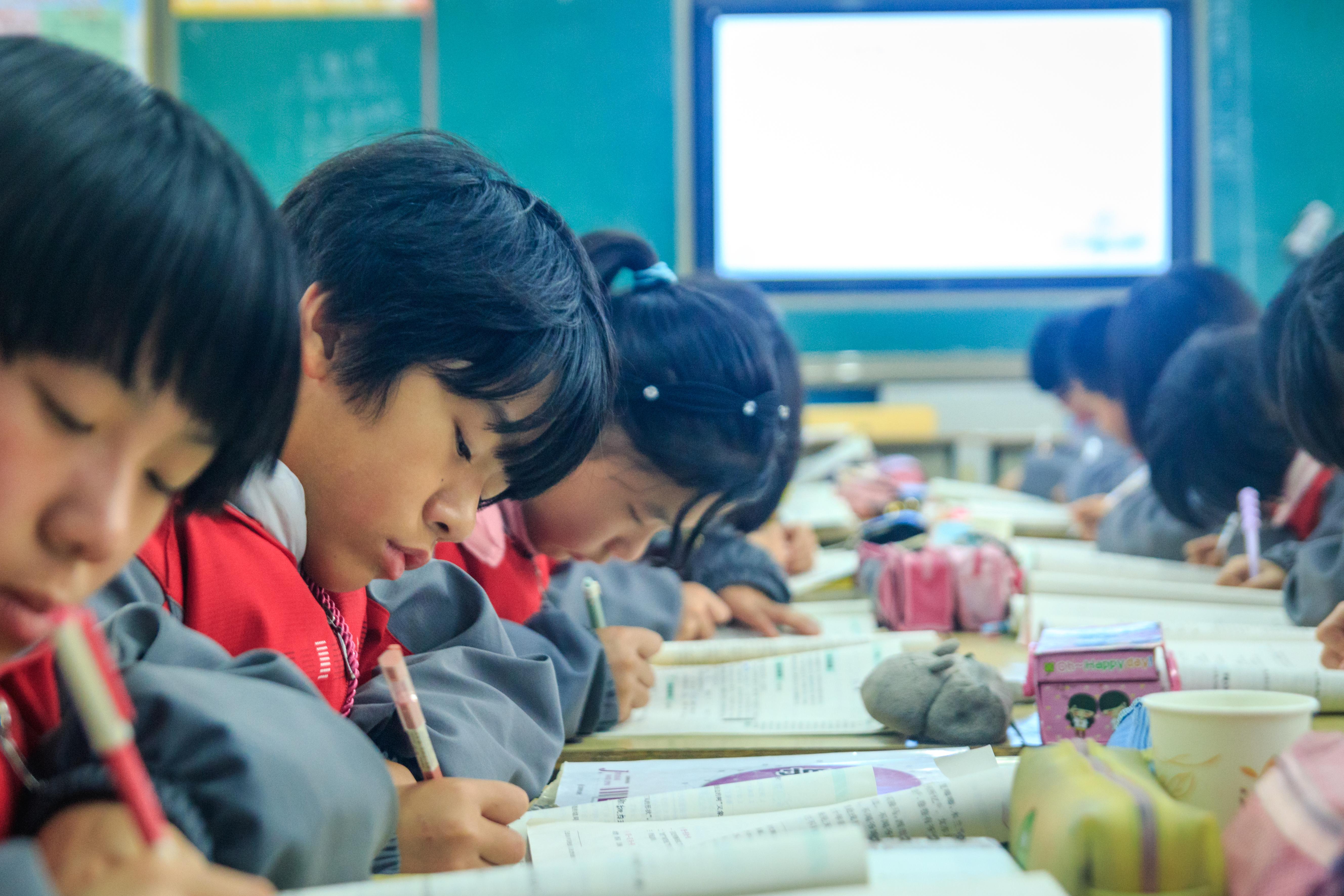 作者認為,學生的學習生活不能局限於知識與技能。(Shutterstock)