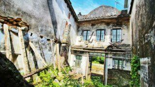 探索荒廢中西合壁大宅  Exploring Deserted Chinese-Western Mansion
