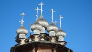 巧奪天工──俄羅斯「奇蹟」島上的童話教堂