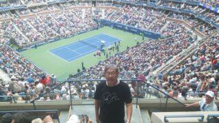 美網公開賽觀賽記