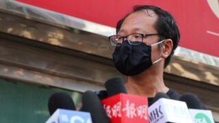 支聯會大比數通過解散 蔡耀昌:向「天安門母親」致歉