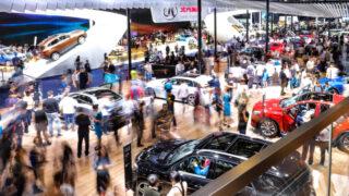 中國汽車行業進入新戰國時代