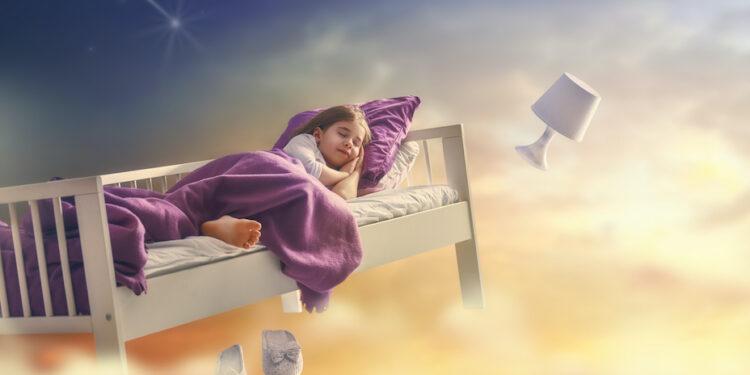 小姐姐聲稱能控制夢境的能力,我估計是幻想出來的。(Shutterstock)