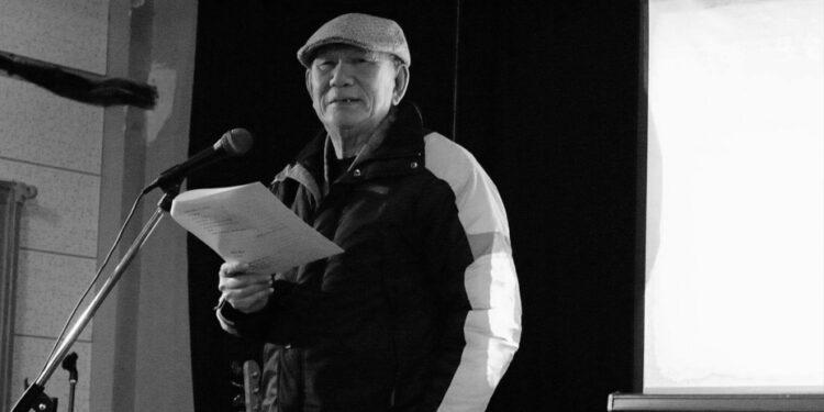 蔡爺,願您繼續馬照跑、詩照寫。(香港文學生活館臉書圖片)