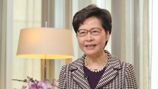 專訪林鄭月娥:發揮港深所長國家之需   擴大口岸經濟協同效益