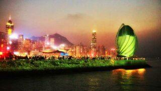 香港夜景  Hong Kong by Night