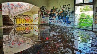 探索高檔區荒廢別墅 Exploring Deserted Villa in Upmarket Area